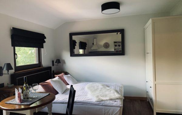 Pokój 3-1 – pokój 2-osobowy, 22m²