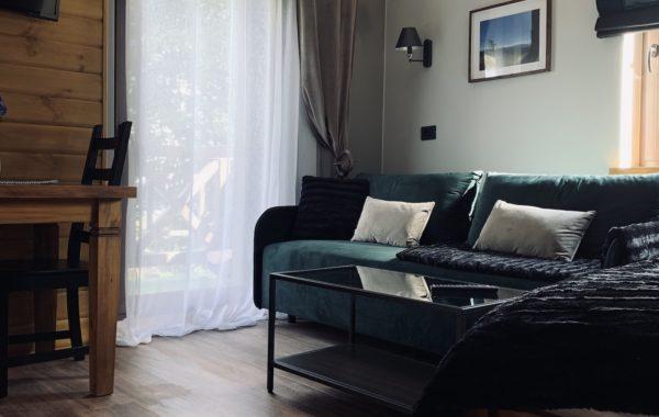 Pokój 2-2 pokój 3-osobowy z balkonem, 21.3m²